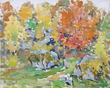Autumn 40x50 с.o.2002